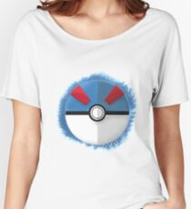 Great Ball Graphic Art Women's Relaxed Fit T-Shirt