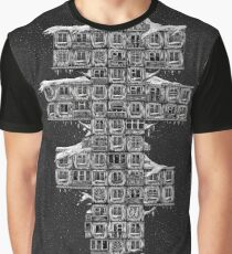 ghost house Graphic T-Shirt