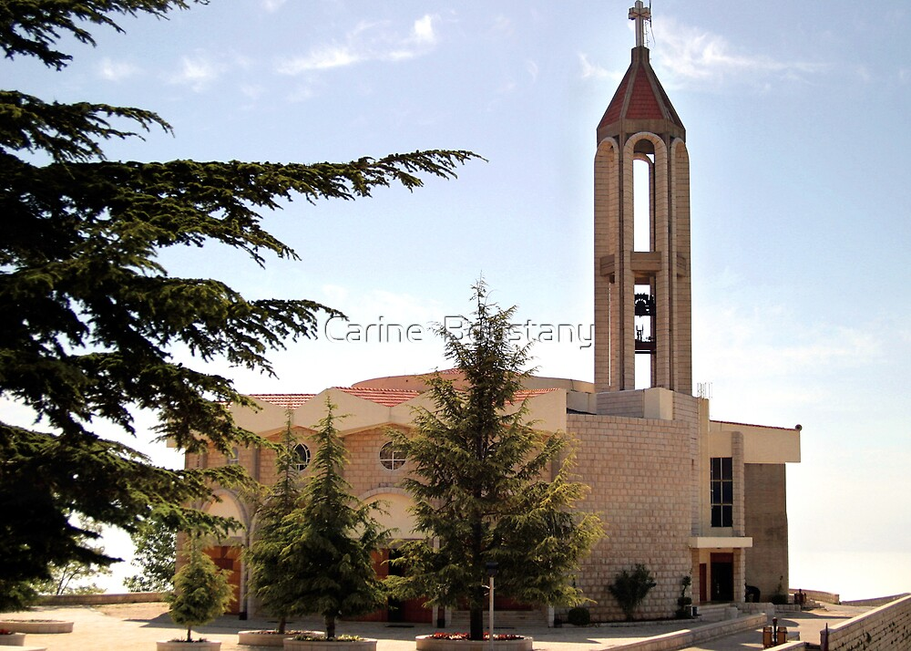St Charbel, Lebanon by Carine  Boustany