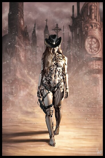 Quot Steampunk Painting 004 Quot Poster By Sokoliwski Redbubble