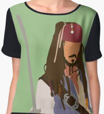 And that was without even a single drop of rum.  Women's Chiffon Top