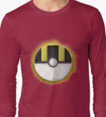Ultra Ball Graphic Art Long Sleeve T-Shirt