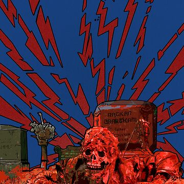 Creepshow- Fathers Day Zombie by harkness1991