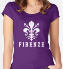 Firenze  Women's Fitted Scoop T-Shirt