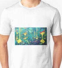 Seele der Zeit Unisex T-Shirt
