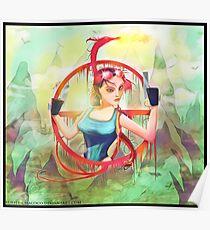 Lara Croft 6 Poster