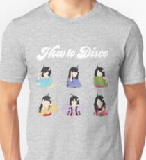 HOW TO DISCO Unisex T-Shirt