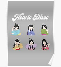 HOW TO DISCO Poster