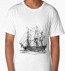 Ship Long T-Shirt