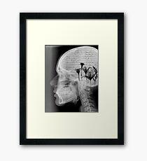 A Beautiful Mind Framed Print