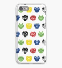 Voltron Lions iPhone Case/Skin