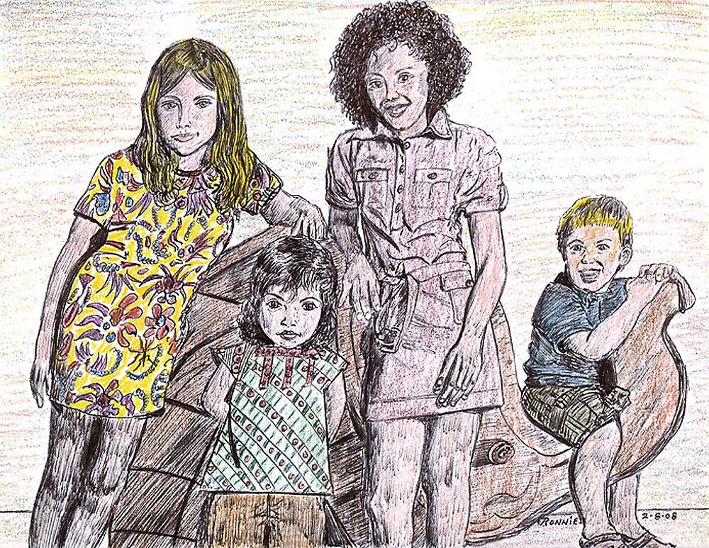 Children by RONNIE106
