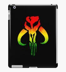 Rasta Mandalorian iPad Case/Skin