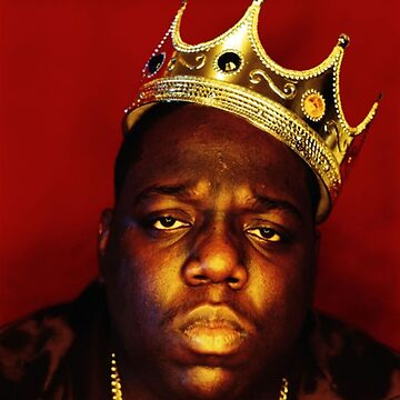 Biggie Smalls by MyHipHopFashion