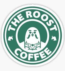 Roost Coffee Sticker