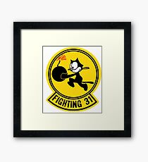 Fighting 31 - Tomcatters Framed Print