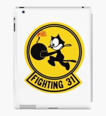 Fighting 31 - Tomcatters iPad Case/Skin