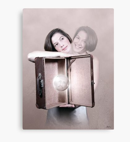 My love and me Canvas Print