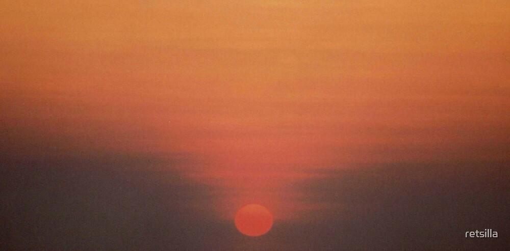 Kakudu Sunset  by retsilla