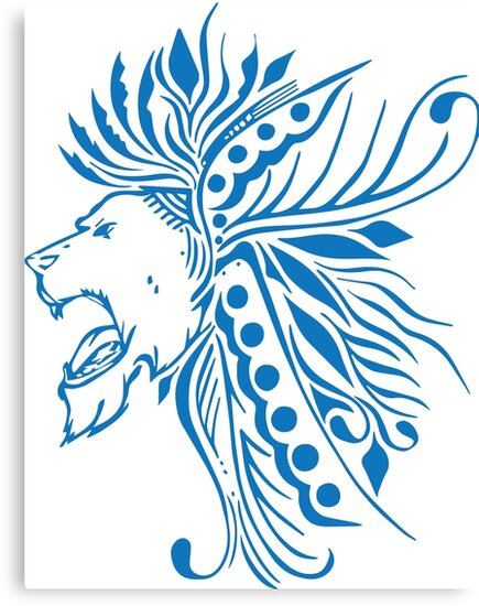 Lion_blues by kk3lsyy
