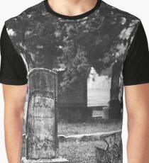 Headstones Graphic T-Shirt
