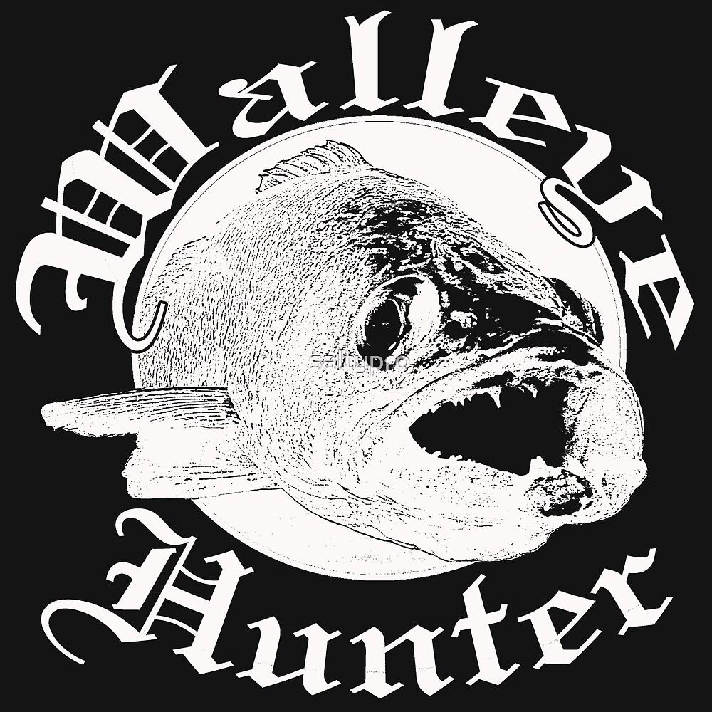 Walleye hunter w by saltypro