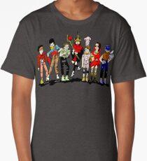 Bad Guys Club Tribute Long T-Shirt