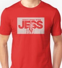 Murder, She Wrote: Don't Mess With Jess  Unisex T-Shirt