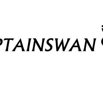 Captain Swan by alwayscaskett