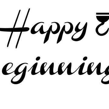 Happy beginning by alwayscaskett