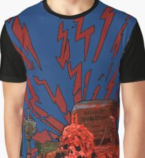 Creepshow- Fathers Day Zombie Graphic T-Shirt