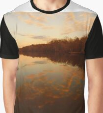 Reflecting Back At Me Graphic T-Shirt