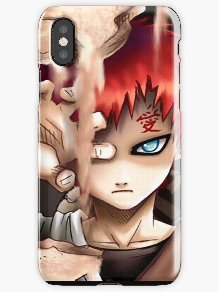 coque iphone 6 gaara