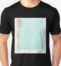 USGS TOPO Map Florida FL Port Everglades 348177 1962 24000 T-Shirt