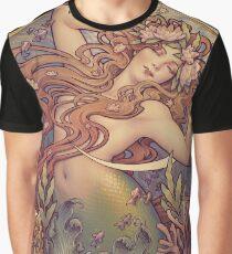 Andersen's Little Mermaid Graphic T-Shirt