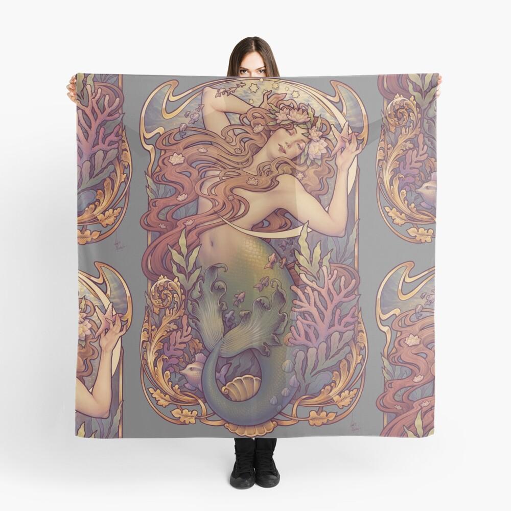 Andersens kleine Meerjungfrau Tuch