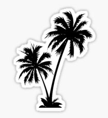 Palm Trees Sticker