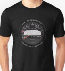 944 Speedometer Bk Unisex T-Shirt