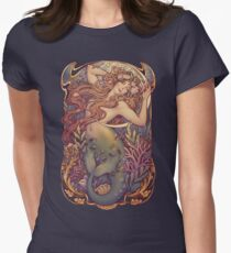 Andersen's Little Mermaid Women's Fitted T-Shirt