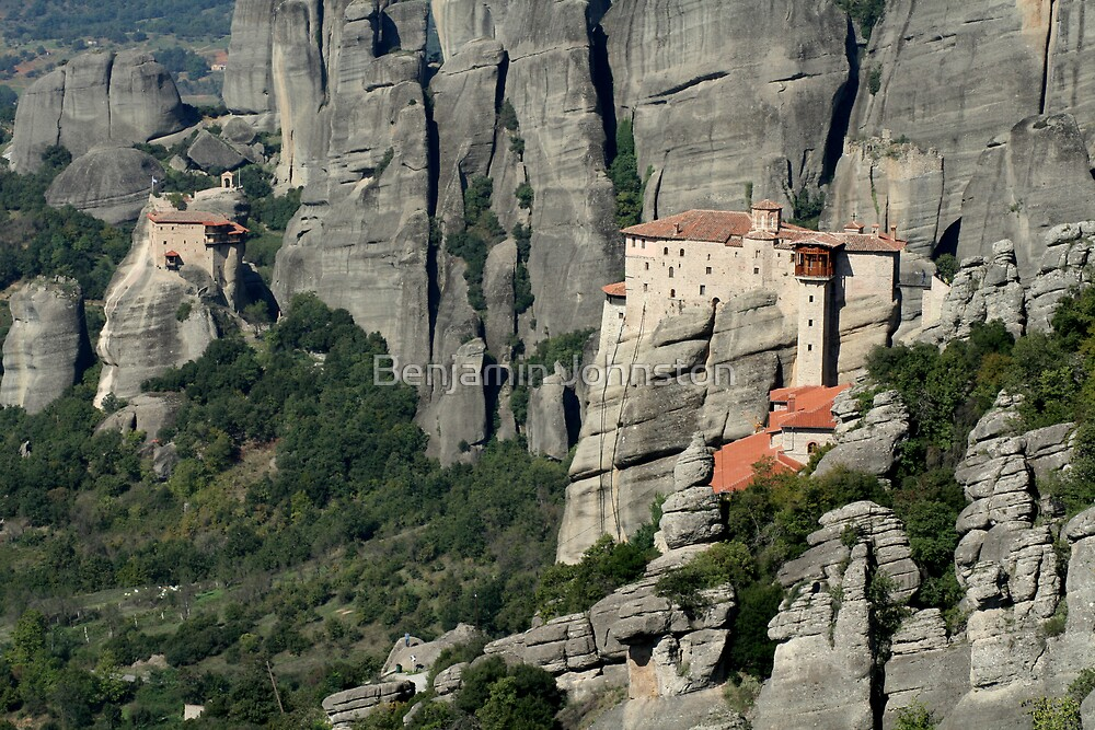 Meteora by B Johnston