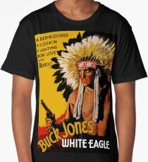 White eagle Long T-Shirt