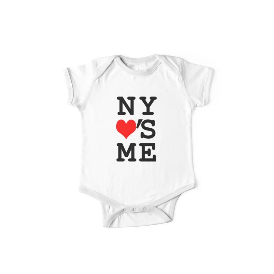 New York Loves Me by Stuart Stolzenberg