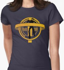 The Kletka Program Womens Fitted T-Shirt