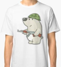 "CSGO: Sticker ""Nelu The Bear"" Classic T-Shirt"