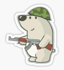 """CSGO: Sticker """"Nelu The Bear"""" Sticker"""