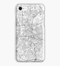 Dortmund Map Line iPhone Case/Skin