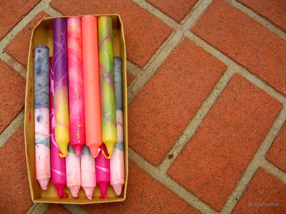 Long Vision Fire Sticks by gracelouise