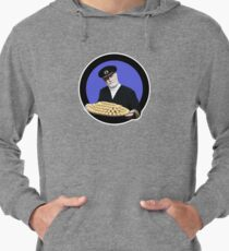 Fish fingers? Captain Birdseye from the seventies and eighties adverts Lightweight Hoodie
