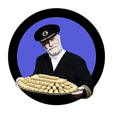 Fish fingers? Captain Birdseye from the seventies and eighties adverts by markstones