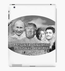 Mt. Russiamore National Memorial iPad Case/Skin
